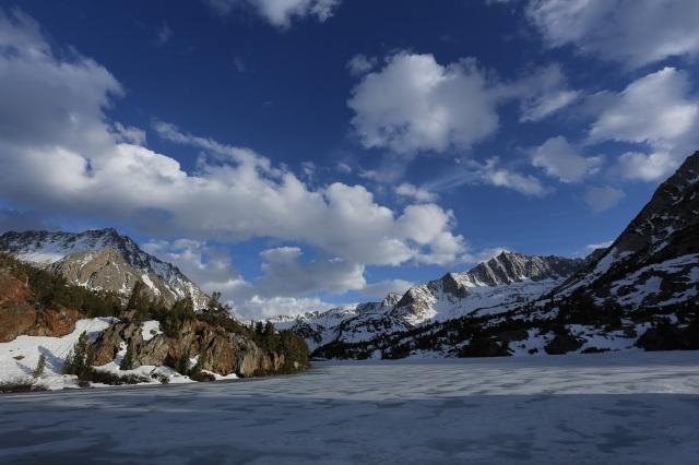 Mt. Goode and Long Lake