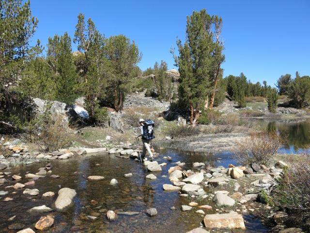 Bishop Pass Trail, Sierra Nevada