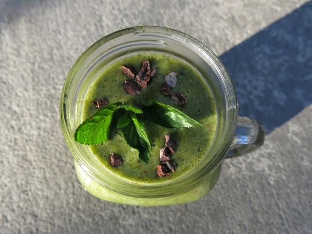 Mint Chip Smoothie
