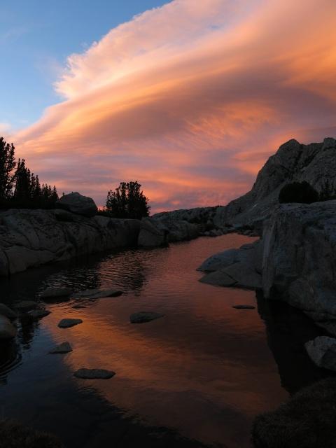 Sailor Lake Sunset
