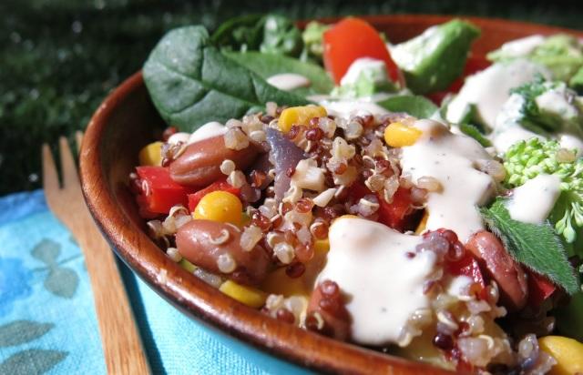 Savory Burrito Bowl