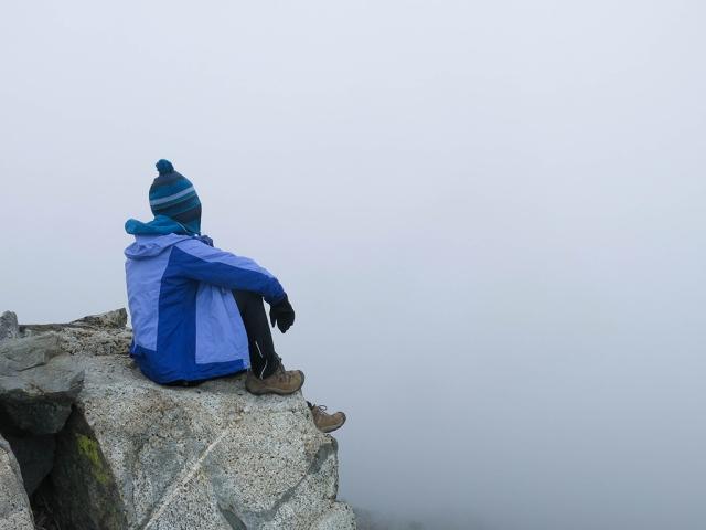 Morris Peak Summit View