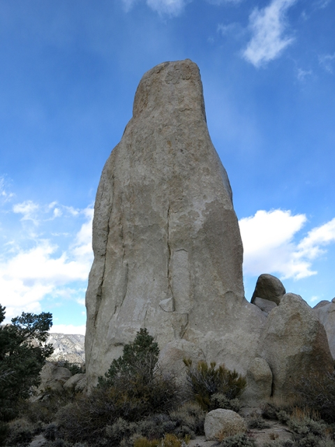 Winnedumah Paiute Monument