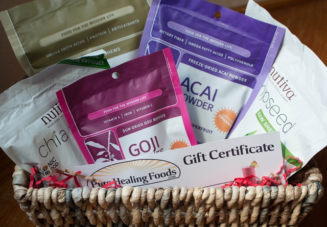 Superfood Gift Basket
