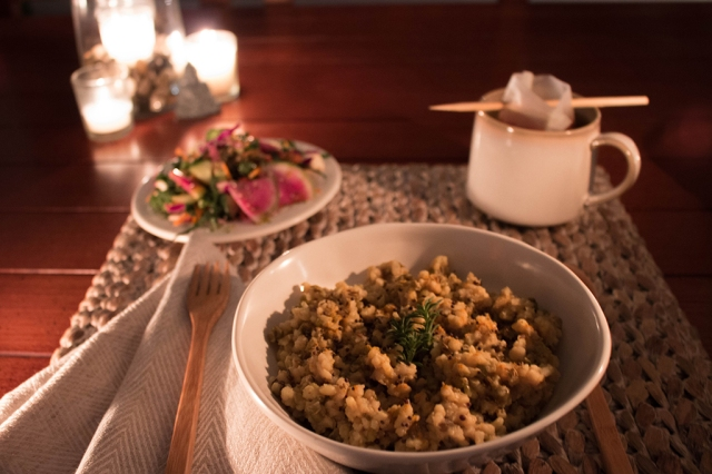 Kitchari Meal
