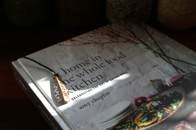 Amy Chaplin Cookbook