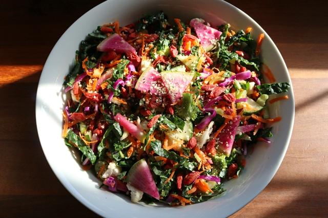 Fresh Start Salad 2