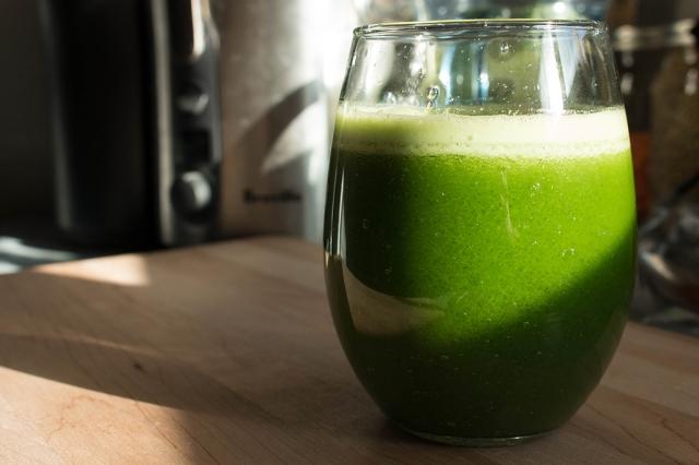 Fresh Juiced Greens