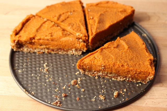 Pumpkin-Chai Pie