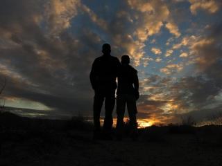 Sunsets and Starfall