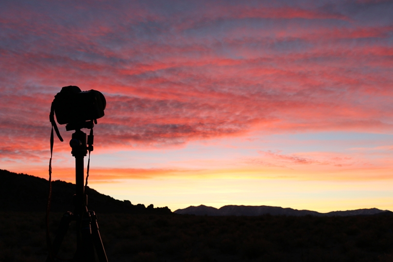capturing-sunset